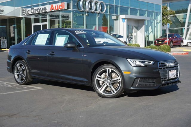 Used 2017 Audi A4 2.0 TFSI Auto Premium Plus quattro AWD
