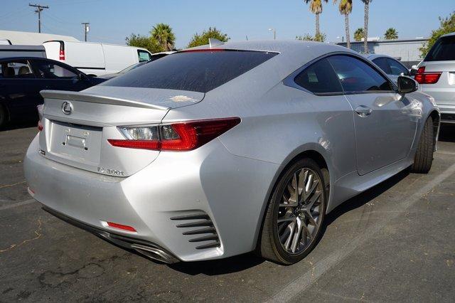 Used 2016 Lexus RC 200t 2dr Cpe