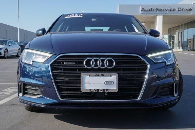Used 2017 Audi A3 Sedan 2.0 TFSI Premium quattro AWD