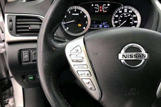 Used 2015 Nissan Sentra 4dr Sdn I4 CVT SV