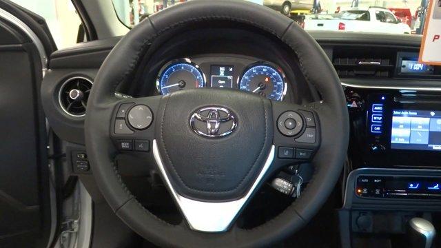 New 2017 Toyota Corolla SE CVT