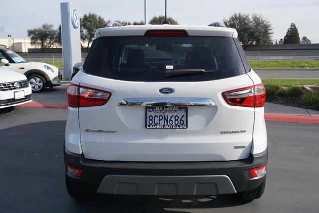 Used 2018 Ford EcoSport Titanium FWD