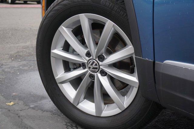 Used 2017 Volkswagen Tiguan 2.0T Wolfsburg Edition FWD