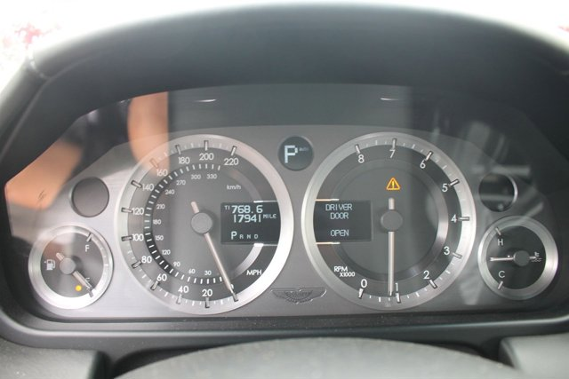 Used 2012 Aston Martin Virage 2dr Volante