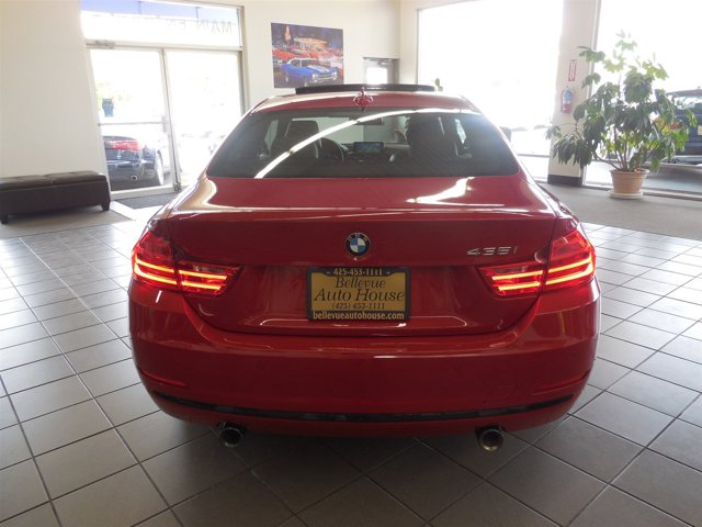 2015 BMW 435i Sportline Coupe