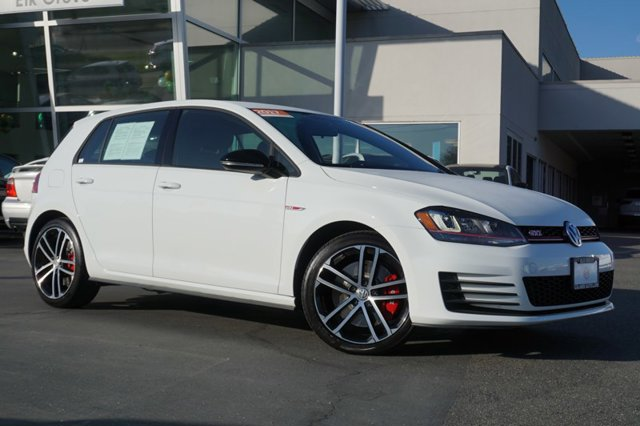 Used 2017 Volkswagen Golf GTI 2.0T 4-Door Sport DSG