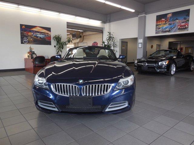 2013 BMW Z4 sDrive35i Premium Convertible