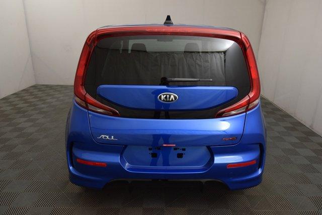 New 2020 Kia Soul GT-Line IVT
