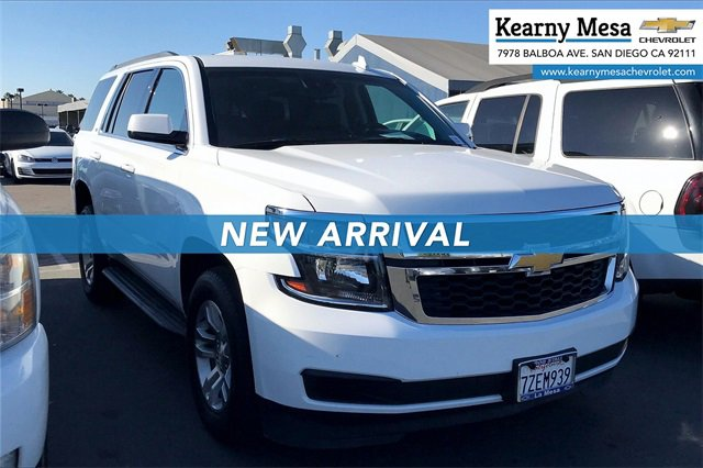 Used 2018 Chevrolet Tahoe 2WD 4dr LT