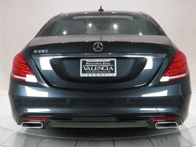 Used 2014 Mercedes-Benz S-Class 4dr Sdn S 550 RWD