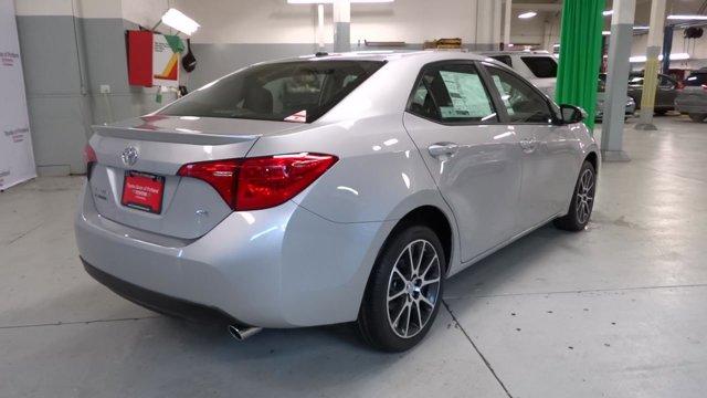 New 2017 Toyota Corolla 50th Anniversary Special Edition CVT