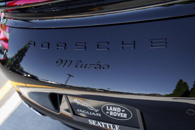 2018 Porsche 911 Turbo Convertible