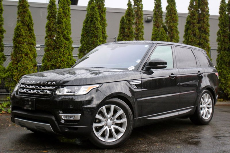 2017 Land Rover Range Rover Sport HSE Sport Utility
