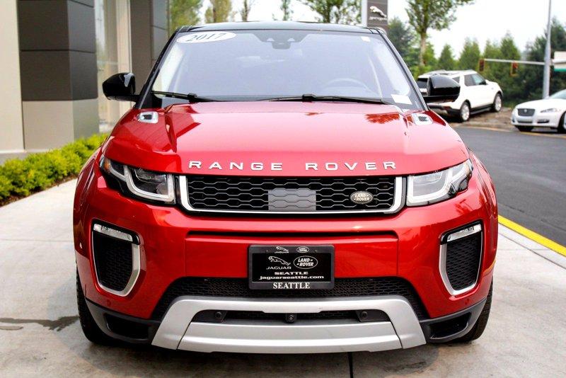 2017 Land Rover Evoque Autobiography Sport Utility