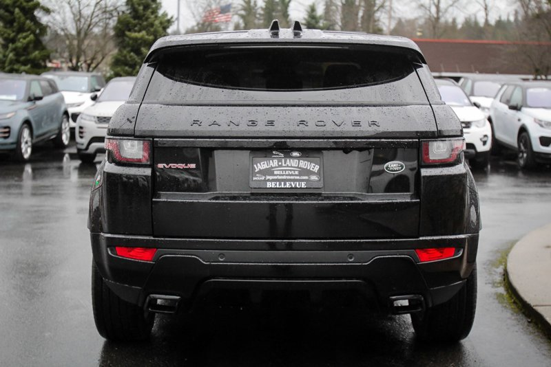 2016 Land Rover Evoque HSE Dynamic Sport Utility