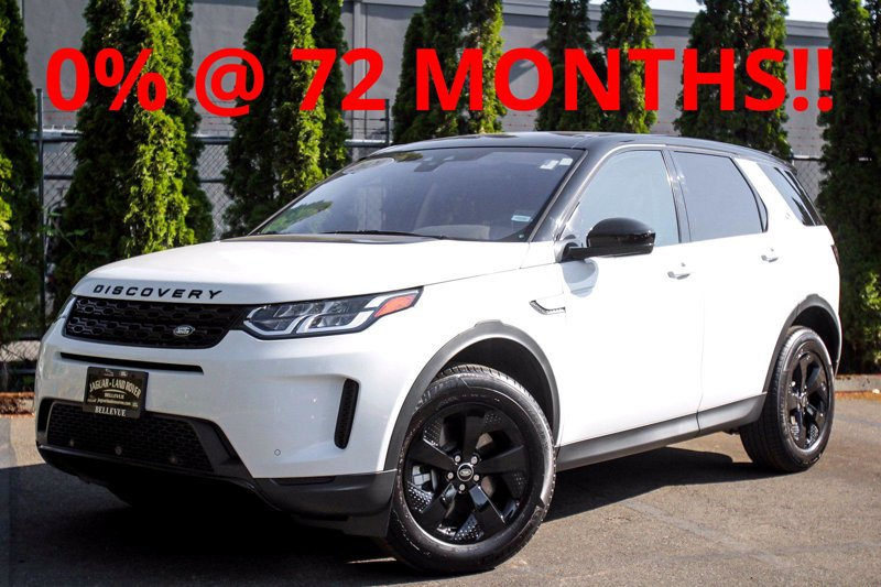 2020 Land Rover Discovery Standard Sport Utility