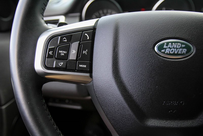 2016 Land Rover Discovery HSE Sport Utility