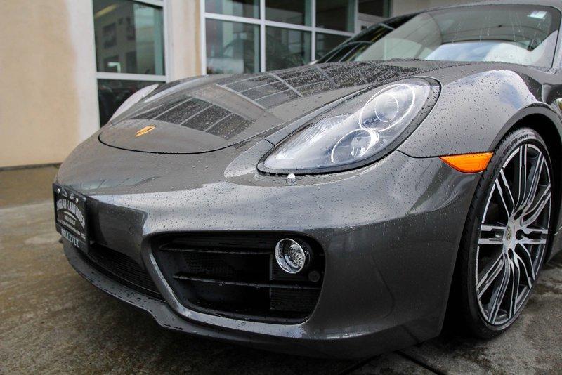 2016 Porsche Cayman 2DR CPE 2dr Car