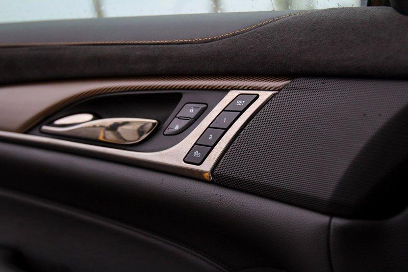 2016 Cadillac CTS 4DR SDN 4dr Car