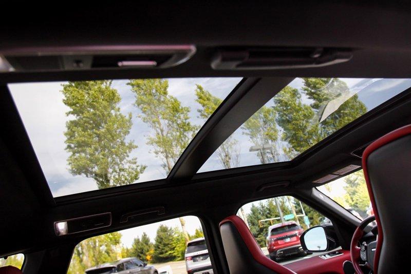 2019 Land Rover Range Rover Sport SVR Sport Utility