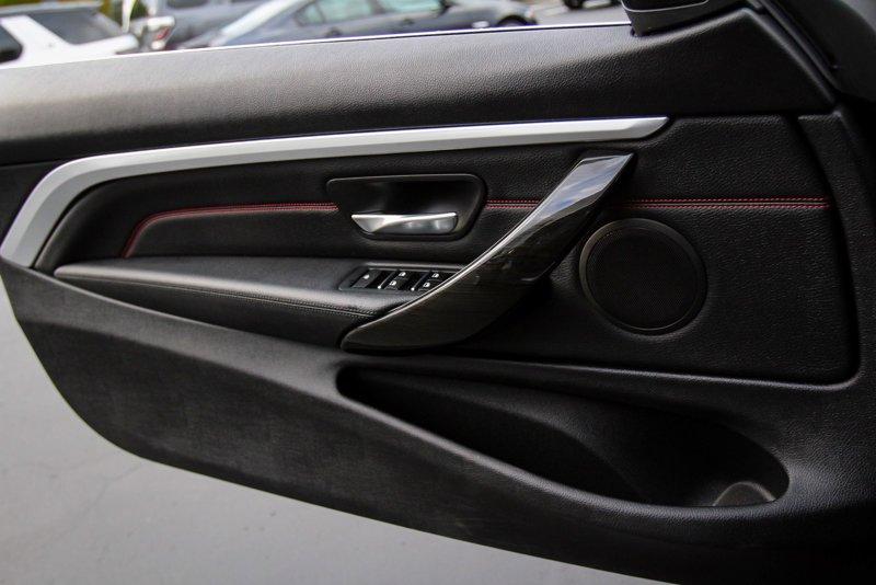 2018 BMW 4 Series 430i Convertible