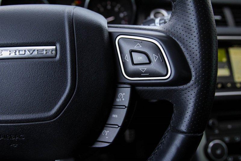 2017 Land Rover Evoque HSE Dynamic Sport Utility