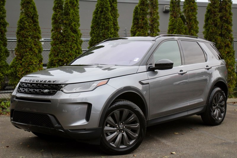 2020 Land Rover Discovery SE Sport Utility
