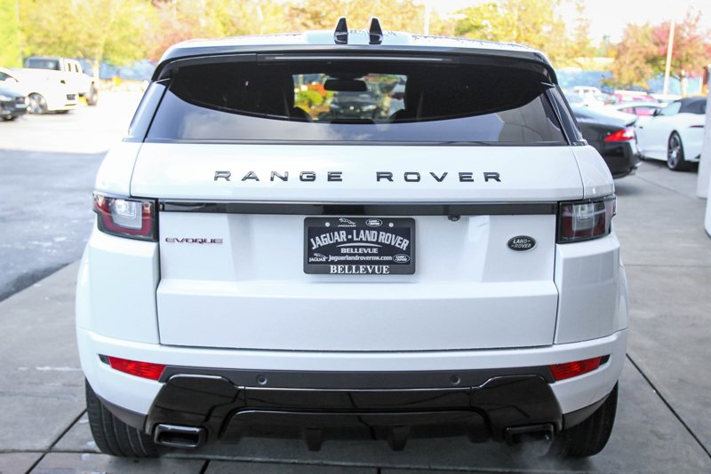 2017 Land Rover Evoque HSE Dynamic Sport Utility