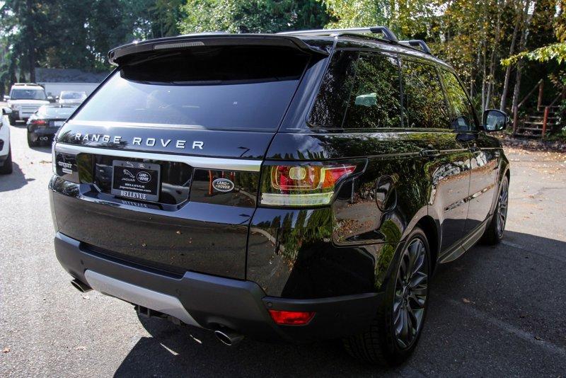 2016 Land Rover Range Rover Sport V8 Sport Utility