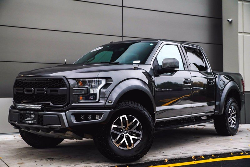 2017 Ford F-150 Raptor Crew Cab Pickup