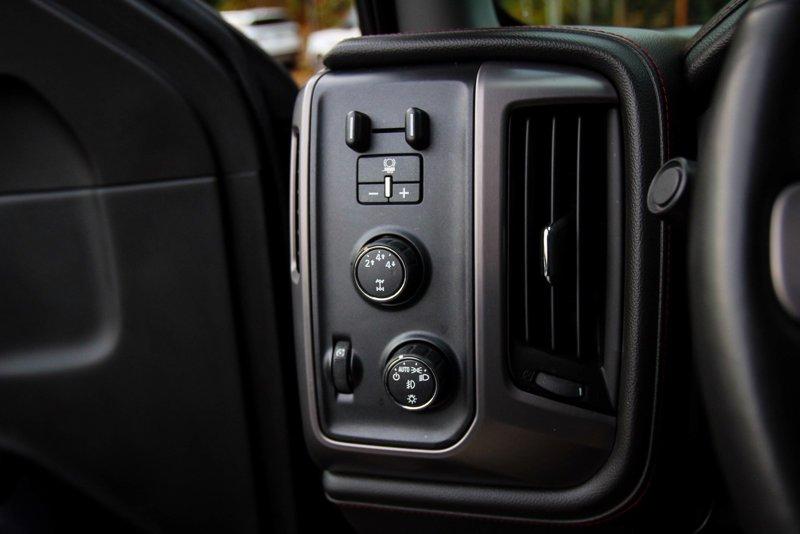 2016 GMC C-K 2500 Pickup - Sierra SLT Crew Cab Pickup