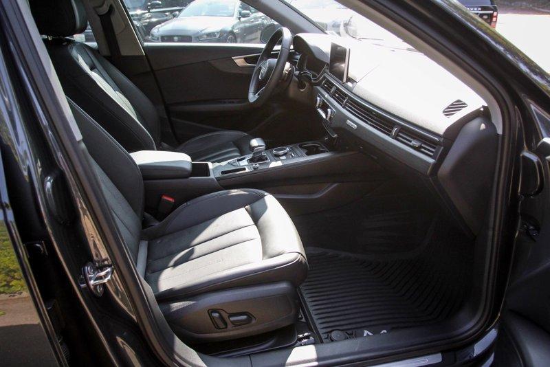 2018 Audi A4 Premium Plus 4dr Car