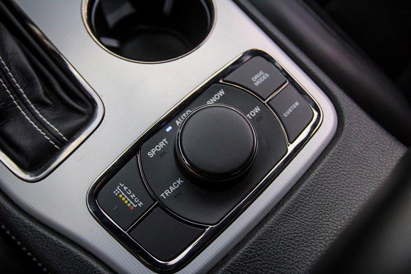 2018 Jeep Grand Cherokee Trackhawk Sport Utility