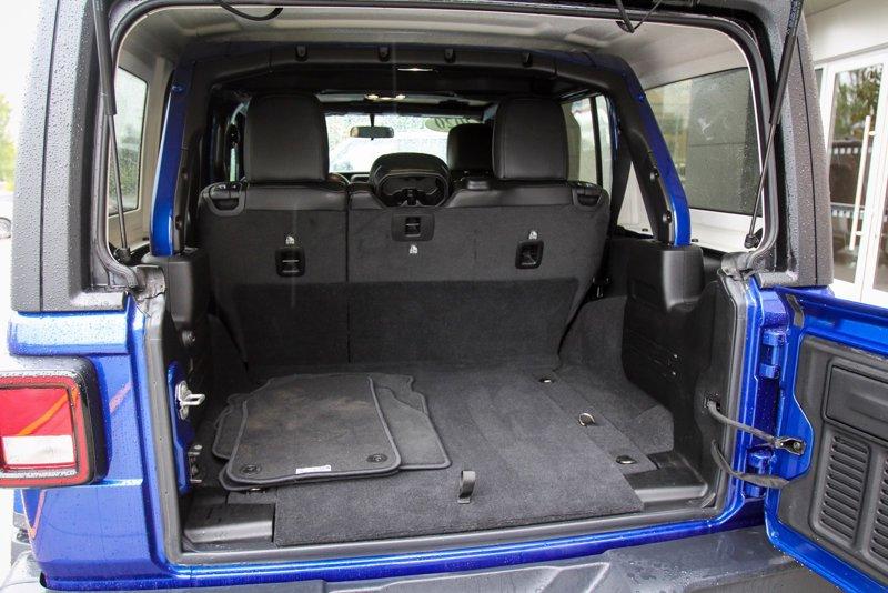 2020 Jeep Wrangler Unlimited Sahara Convertible