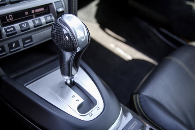 2008 Porsche 911 Turbo Convertible