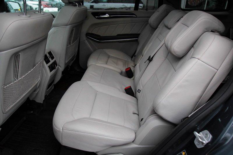 2014 Mercedes-Benz GL-Class GL 550 Sport Utility