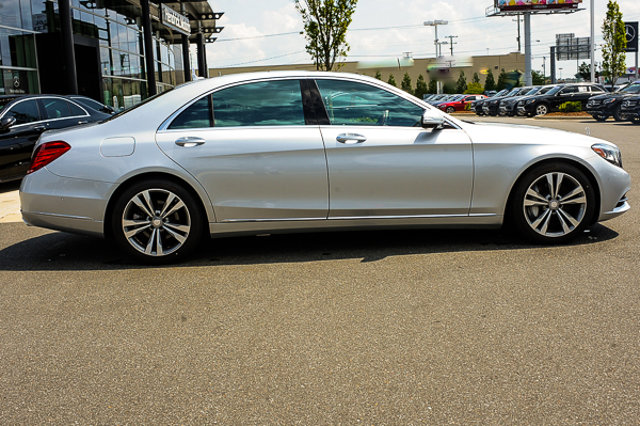 2016 Mercedes-Benz S-Class S 550 Sedan Wilmington NC