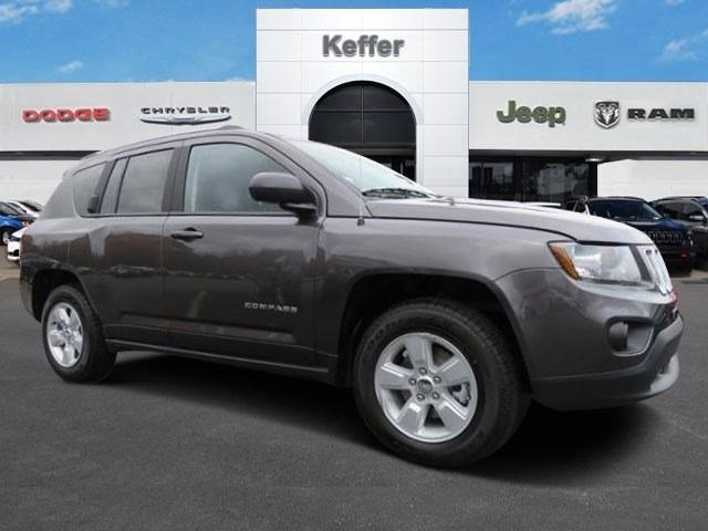 2017 Jeep Compass SPORT Sport Utility Charlotte NC