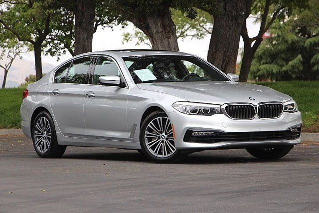 2017 BMW 5 Series 530I Sedan Merriam KS