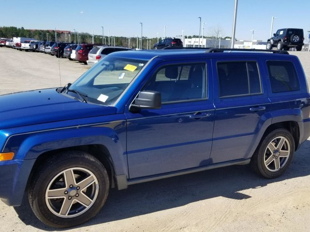 2010 Jeep Patriot SPORT SUV Slide
