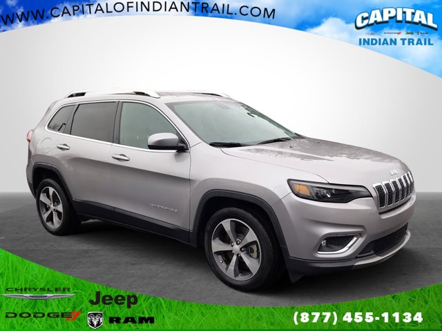 2019 Jeep Cherokee LIMITED Sport Utility Slide