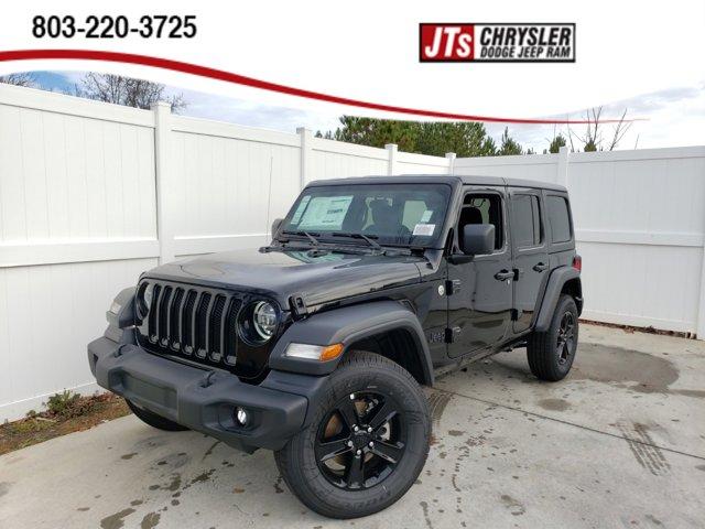 2020 Jeep Wrangler Unlimited SPORT ALTITUDE Convertible Slide