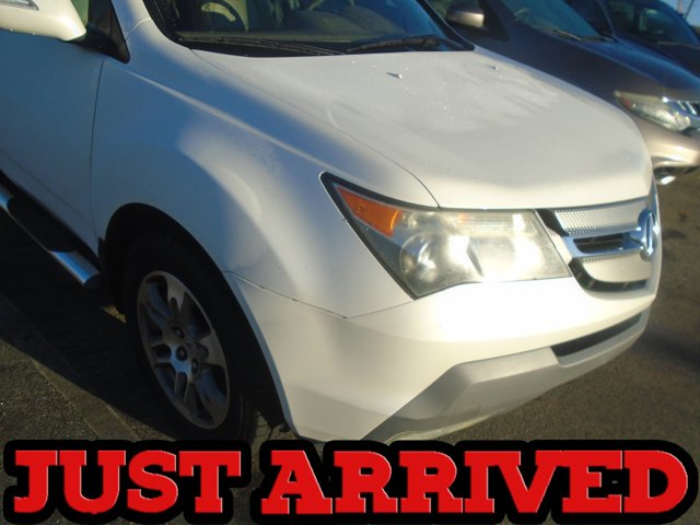 2008 Acura MDX TECH/PWR TAIL GATE SUV Slide