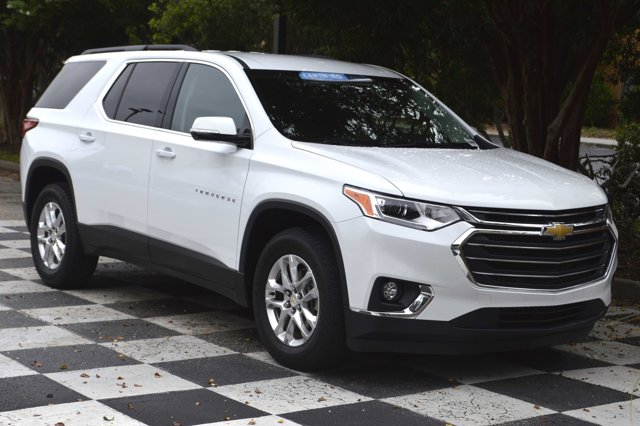 2019 Chevrolet Traverse LT CLOTH SUV Slide