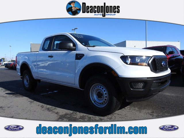 Oxford White 2019 Ford Ranger XL Extended Cab Pickup  NC