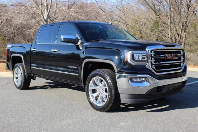 2018 GMC Sierra 1500 SLT Pickup Slide