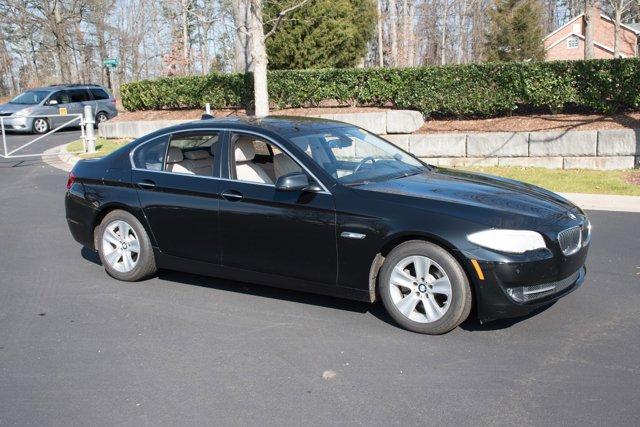 2013 BMW 5 Series 528I Sedan Slide