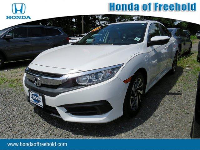 2017 Honda Civic Sedan EX 4dr Car Slide