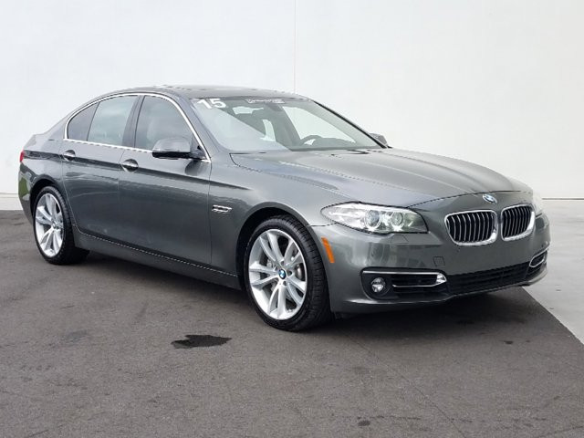 2015 BMW 5 Series 535I Sedan Wilmington NC