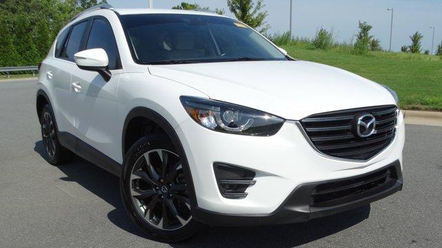 2016 Mazda Mazda CX-5 GRAND TOURING SUV North Charleston SC